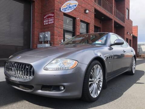 2010 Maserati Quattroporte for sale at The Car Guys in Staten Island NY