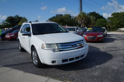 2008 Ford Taurus X for sale at J Linn Motors in Clearwater FL