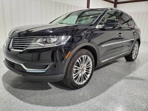 2017 Lincoln MKX for sale at Hatcher's Auto Sales, LLC in Campbellsville KY
