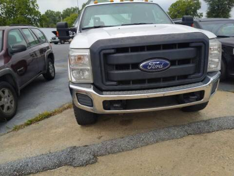 2012 Ford F-250 Super Duty for sale at Thomasville Auto Sales in Thomasville NC