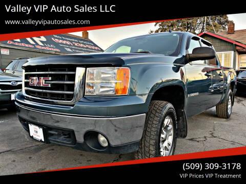 2008 GMC Sierra 1500 for sale at Valley VIP Auto Sales LLC in Spokane Valley WA
