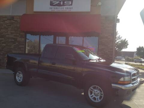 2001 Dodge Dakota for sale at 719 Automotive Group in Colorado Springs CO