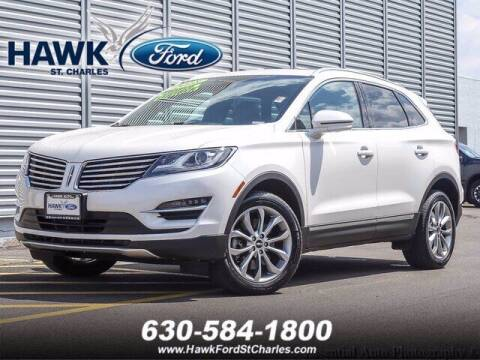 2018 Lincoln MKC for sale at Hawk Ford of St. Charles in St Charles IL