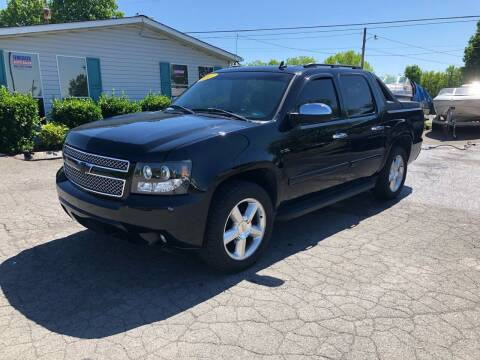 2007 Chevrolet Avalanche for sale at Unique Auto Sales in Knoxville TN
