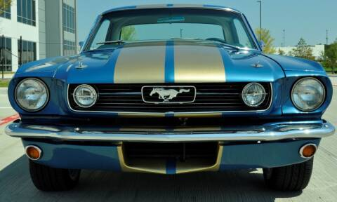 1966 Ford Mustang for sale at Mr. Old Car in Dallas TX