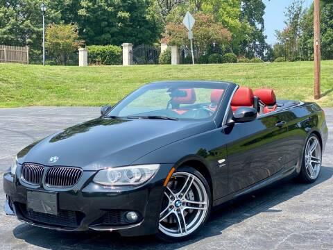 2013 BMW 3 Series for sale at Sebar Inc. in Greensboro NC