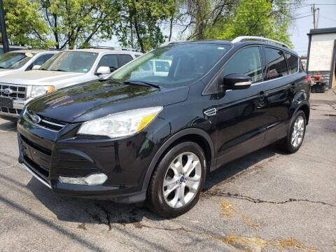 2015 Ford Escape for sale at Real Deal Auto Sales in Manchester NH