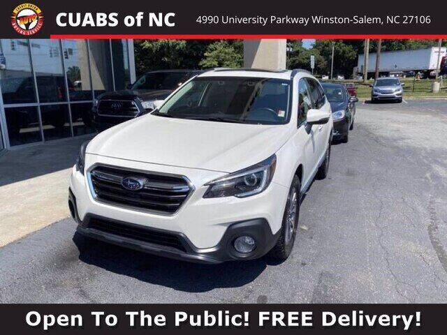 2019 Subaru Outback for sale at Summit Credit Union Auto Buying Service in Winston Salem NC