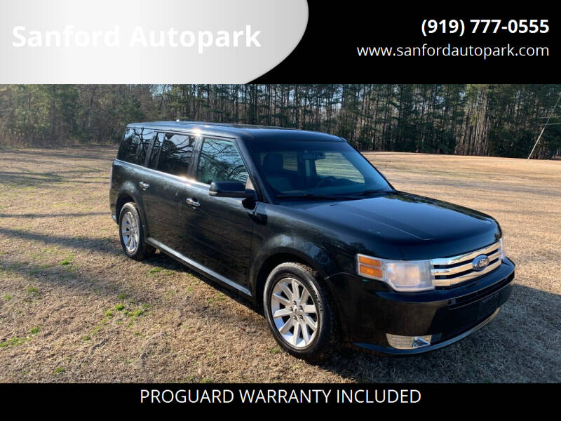 2011 Ford Flex for sale at Sanford Autopark in Sanford NC
