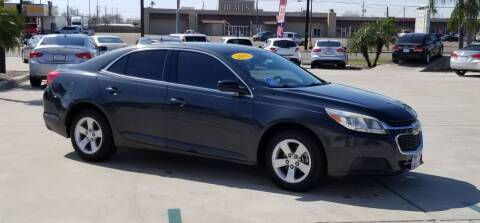 2016 Chevrolet Malibu Limited for sale at Budget Motors in Aransas Pass TX