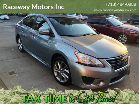2013 Nissan Sentra for sale at Raceway Motors Inc in Brooklyn NY