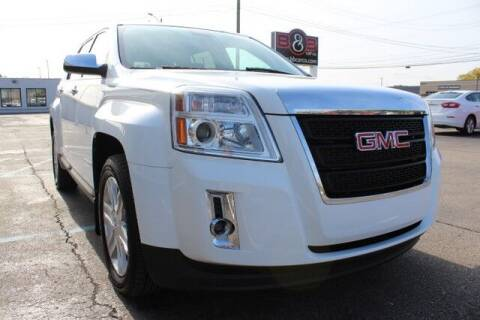 2012 GMC Terrain for sale at B & B Car Co Inc. in Clinton Twp MI