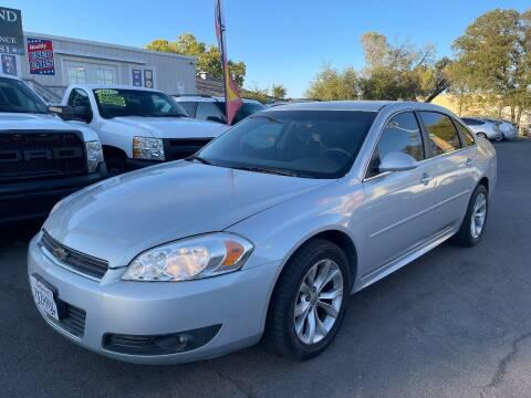 2011 Chevrolet Impala for sale at Black Diamond Auto Sales Inc. in Rancho Cordova CA