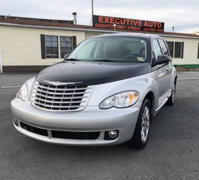 2010 Chrysler PT Cruiser for sale at Executive Auto in Winchester VA