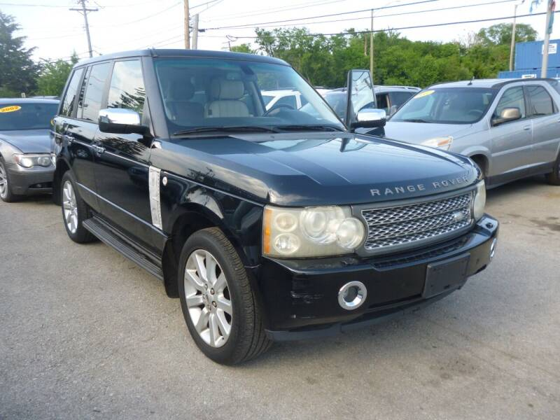 2006 Land Rover Range Rover for sale in Country Club Hills, IL