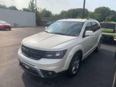 2017 Dodge Journey for sale at Auto Credit Xpress - Jonesboro in Jonesboro AR