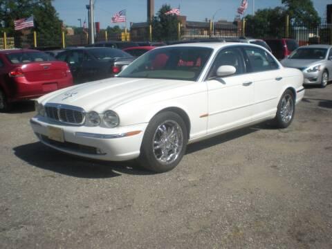 2004 Jaguar XJ-Series for sale at Automotive Center in Detroit MI