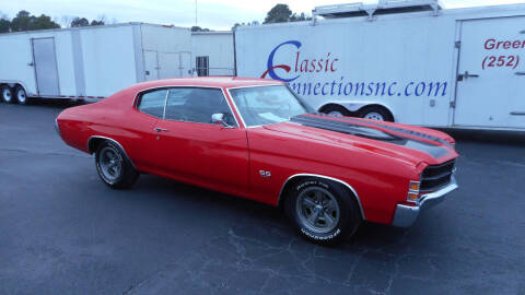 1971 Chevrolet Chevelle for sale at Classic Connections in Greenville NC