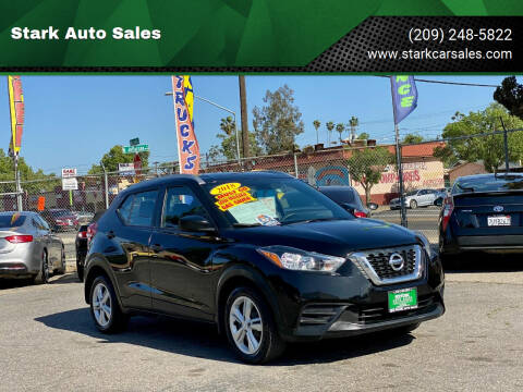 2018 Nissan Kicks for sale at Stark Auto Sales in Modesto CA