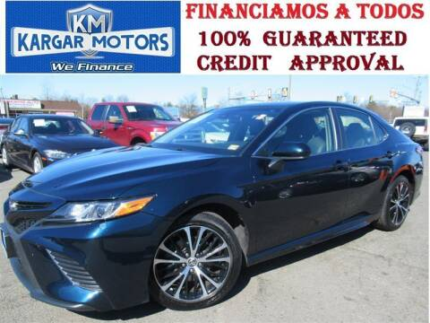 2018 Toyota Camry for sale at Kargar Motors of Manassas in Manassas VA