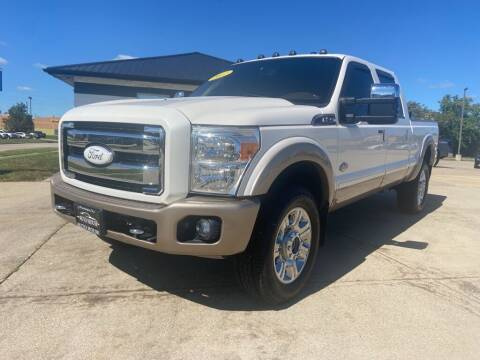 2012 Ford F-350 Super Duty for sale at Auto House of Bloomington in Bloomington IL