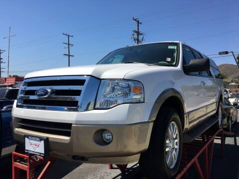 2014 Ford Expedition EL for sale at Auto Max of Ventura in Ventura CA