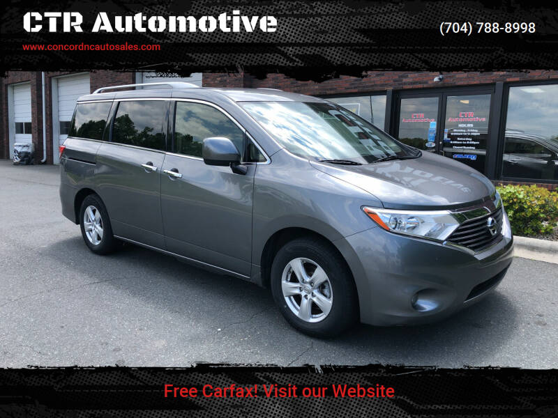 2016 Nissan Quest for sale in Concord, NC