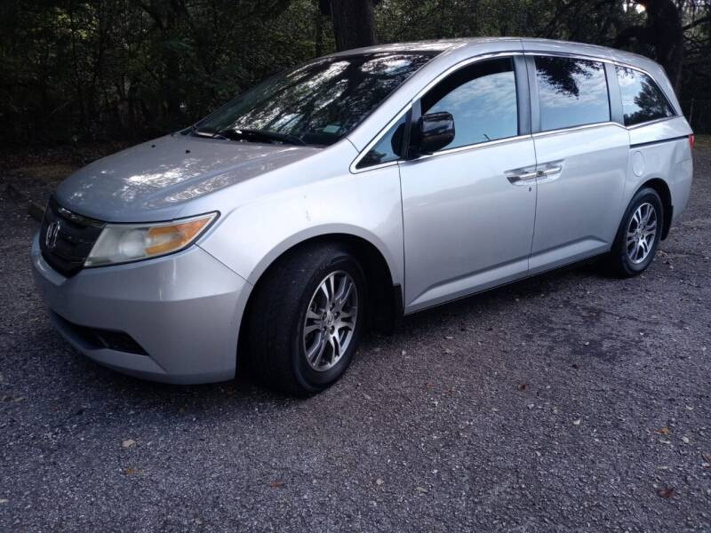 2011 Honda Odyssey for sale at Royal Auto Mart in Tampa FL