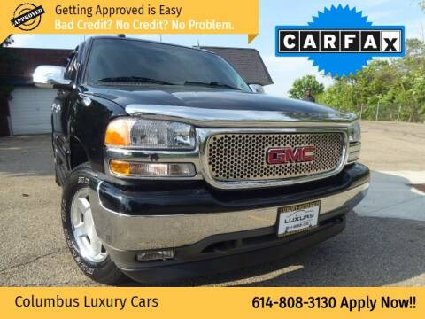 2005 GMC Yukon for sale at Columbus Luxury Cars in Columbus OH