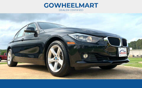 2015 BMW 3 Series for sale at GOWHEELMART in Leesville LA