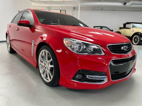 2014 Chevrolet SS for sale at Mag Motor Company in Walnut Creek CA