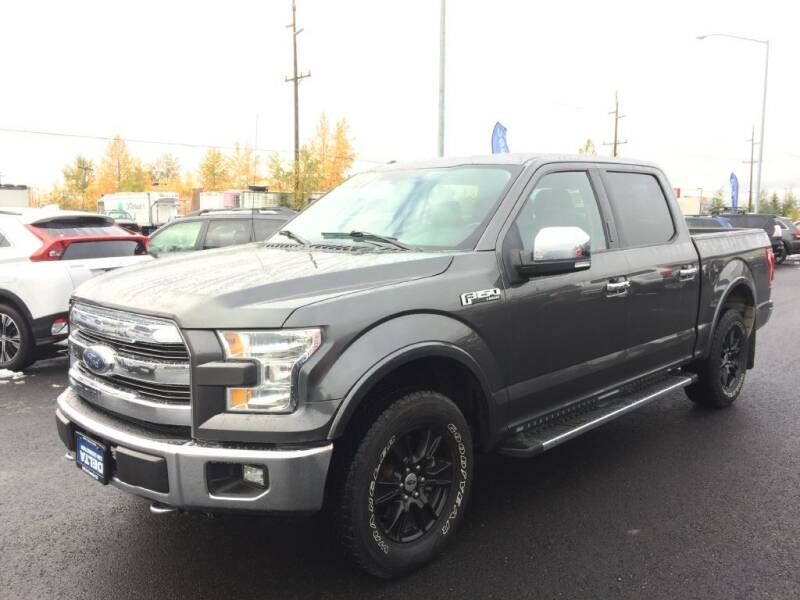 2016 Ford F-150 for sale at Delta Car Connection LLC in Anchorage AK