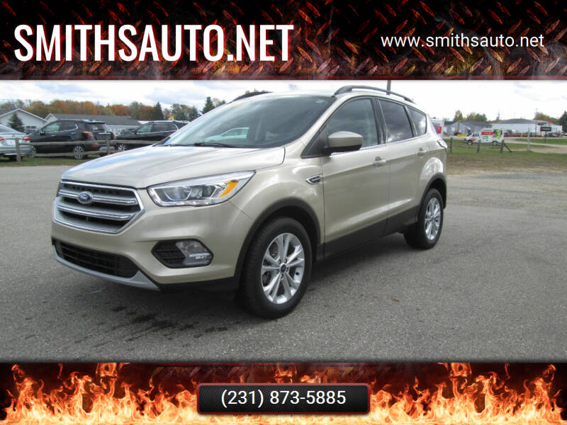 2017 Ford Escape for sale at SmithsAuto.net in Hart MI