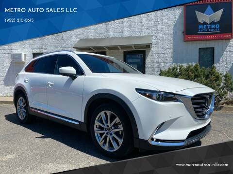 2019 Mazda CX-9 for sale at METRO AUTO SALES LLC in Blaine MN