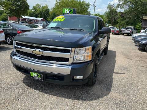 2008 Chevrolet Silverado 1500 for sale at BK2 Auto Sales in Beloit WI