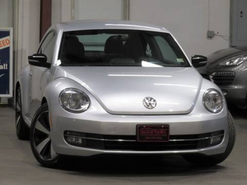 2013 Volkswagen Beetle for sale at CarPlex in Manassas VA
