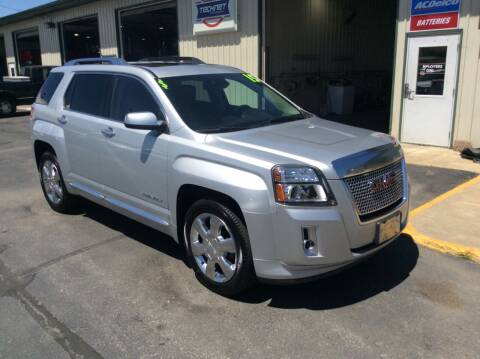 2015 GMC Terrain for sale at TRI-STATE AUTO OUTLET CORP in Hokah MN