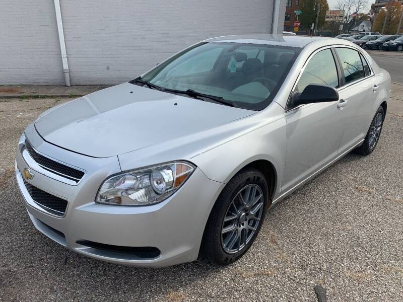 2011 Chevrolet Malibu for sale at Two Rivers Auto Sales Corp. in South Bend IN