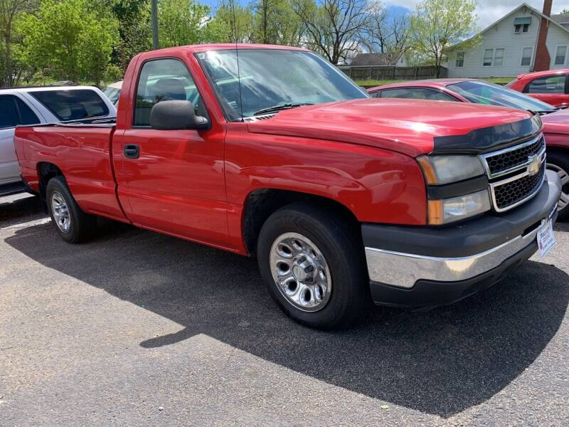 2006 Chevrolet Silverado 1500 for sale at Trax Auto II in Broadway VA