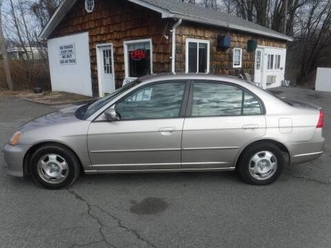 2003 Honda Civic for sale at Trade Zone Auto Sales in Hampton NJ