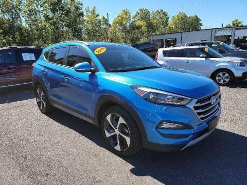 2018 Hyundai Tucson for sale at Chantz Scott Kia in Kingsport TN