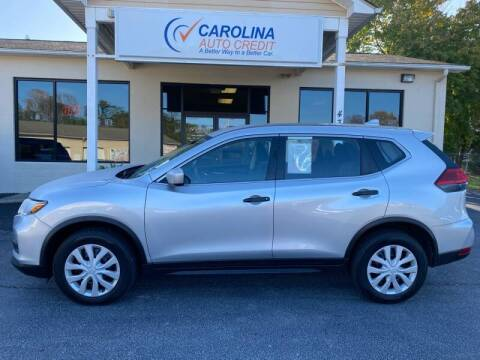 2017 Nissan Rogue for sale at Carolina Auto Credit in Youngsville NC