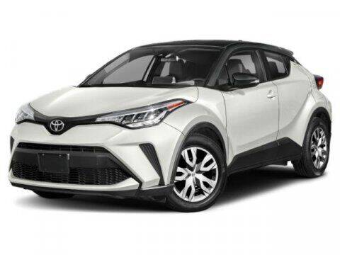 2020 Toyota C-HR for sale at BEAMAN TOYOTA in Nashville TN