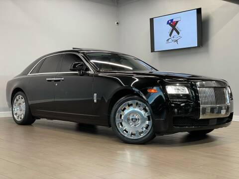 2014 Rolls-Royce Ghost for sale at TX Auto Group in Houston TX