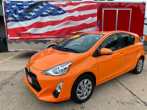 2015 Toyota Prius c for sale at AutoSmart in Oswego IL