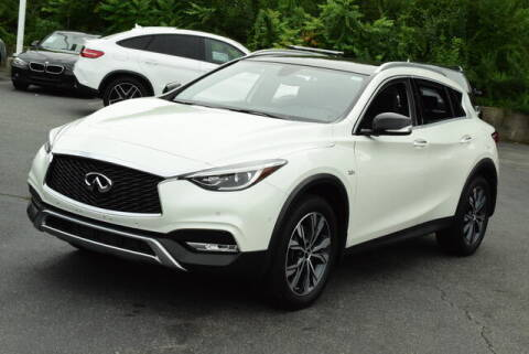 2018 Infiniti QX30 for sale at Automall Collection in Peabody MA