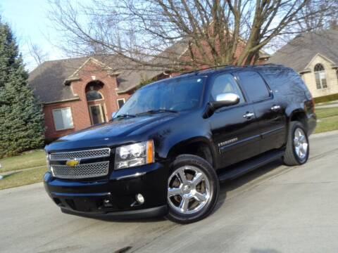 2007 Chevrolet Suburban for sale at Auto Experts in Shelby Township MI
