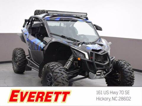 2018 Can-Am Maverick X3 for sale at Everett Chevrolet Buick GMC in Hickory NC