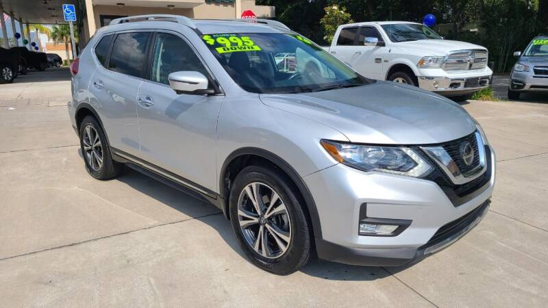 2018 Nissan Rogue for sale at Dunn-Rite Auto Group in Longwood FL