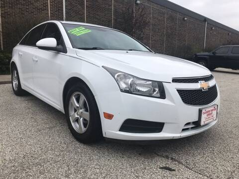 2013 Chevrolet Cruze for sale at Classic Motor Group in Cleveland OH